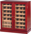 Commercial Bundle Cabinet Display, Holds up to 1500 Cigars