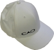 CAO Flexfit Wooly 6-Panel Cap, White