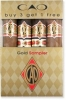 CAO Gold, Sampler 4-cigars with 2 each of: