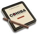 Cohiba, Miniature 10 packs of 10 cigars