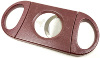 Cutter, Montecristo Double Guillotine, 60-Ring Gauge, Burgandy
