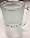 Excalibur, Frosty Freezer Mug