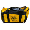 Partagas, Duffle Bag, Yellow and Black