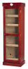 Tower Display Humidor, Cherry, 5-shelf, Holds up to 3,000 Cigars